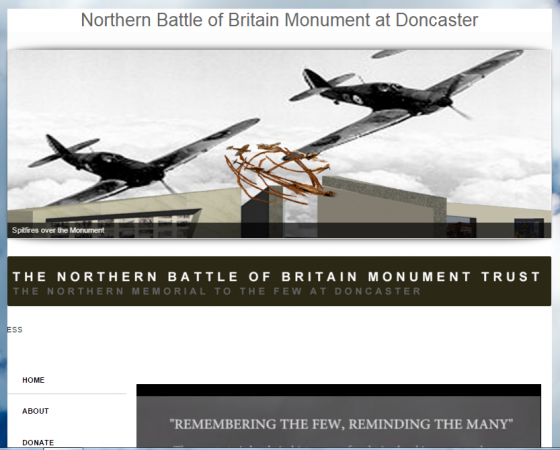 Battle of Britain Monument – Doncaster