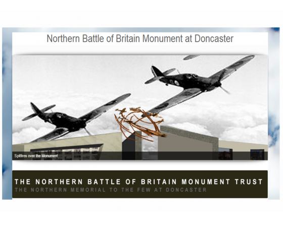 Battle of Britain Monument – Doncaster