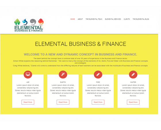 Elemental Business and Finance Ltd
