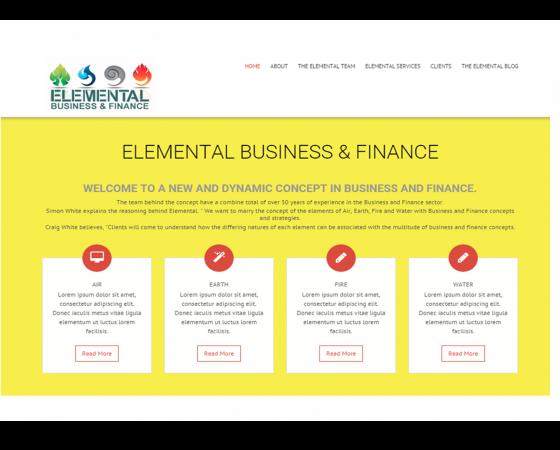 Elemental Business and Finance Ltd
