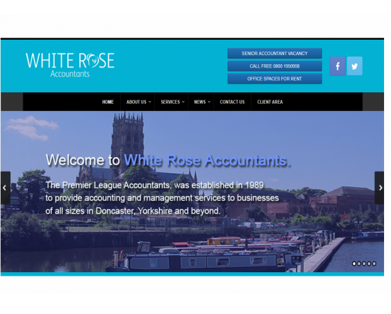 White Rose Accountants Ltd