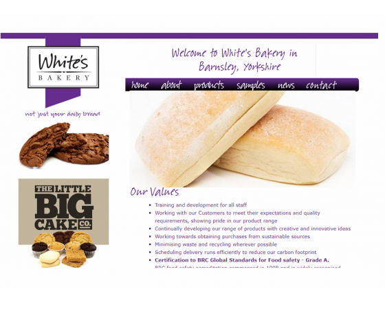 Whites Bakery