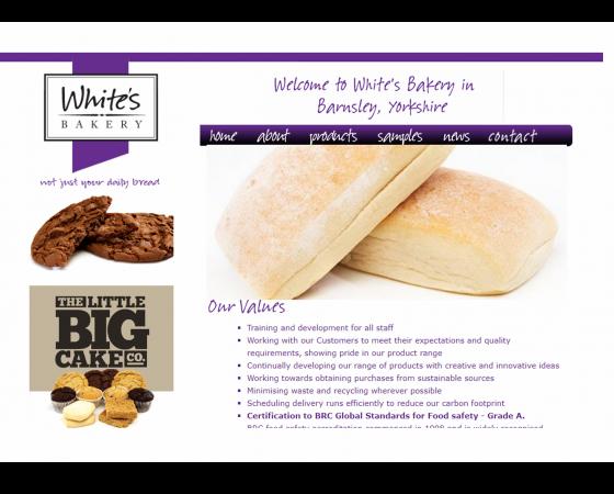 Whites Bakery