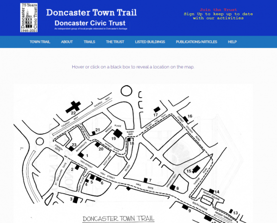 Doncaster Town Trail